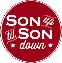 Son Up Til Son Down logo
